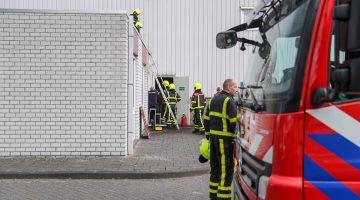 Brandje bij bedrijfspand in Ittervoort