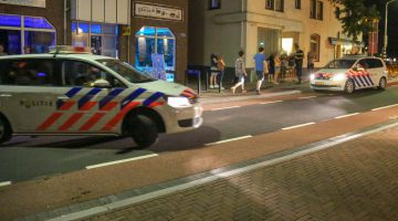 Aanhouding met verzet na mishandeling op de Brugstraat