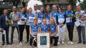 Beach Event gestart met Intern Volleybal Toernooi VC Fortutas
