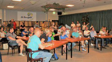 Netwerkbijeenkomst Bengele Beweegt: presentatie Bennie Bengele Pas