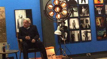 Tentoonstelling Brian Griffin tijdens Bospop
