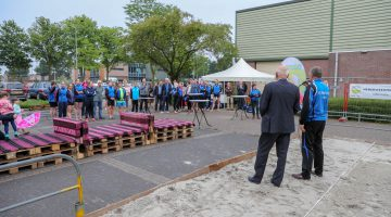 4e editie Beach Event geopend door burgemeester Evers