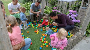 Papadag bij Kindercentrum Hummelhoeve ( Foto's)