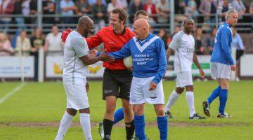 Wedstrijd FC Doospel en Het RTL7 Sterrenteam (Foto's)