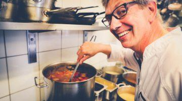 Feest Bi-j Siem | Ruud Peeters 40 jaar kok