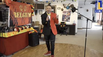 Johan Veugelers uit Ospel maakt WK-lied voor België