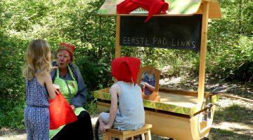Feest op het Kabouterpad bij De Pelen