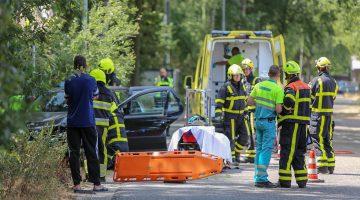 Persoon gewond bij ongeval Lozerweg Weert