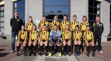 Trainer/coach nieuw vrouwenteam Merefeldia gezocht
