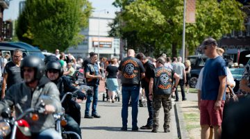 All American Day in Weert (Foto's)