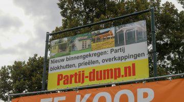 Partij-dump met veel nieuwe aanvoer