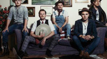 The Hillbilly Moonshiners nemen single op met Andy VanDette