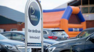 Open dag varkensbedrijf familie van den Broek (Foto's)