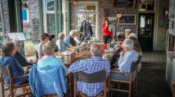 Algemene bijeenkomst zorg en dementie (Foto's)