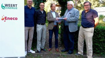 Nieuwe coöperatieve vereniging 'Nieuwe Energie Weert'