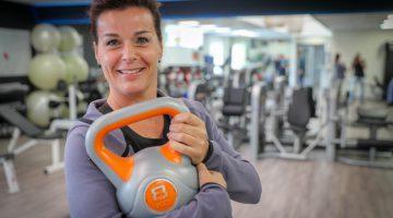Danielle start BenFit cursus én sporten in groepsverband in Nederweert