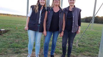 Drietal schutterij Sint Antonius verder op Limburgs Dames Schuttersfeest