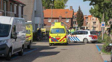 Fietsster ernstig gewond na val St. Lambertusstraat Nederweert