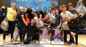 Fresh Allstars Benelux kampioen