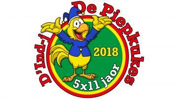 55 jarig jubileum Karnavalsvereiniging de Piepkukes