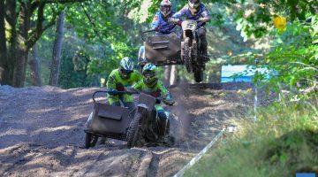 Motorcross op circuit De Vossenberg (Foto's)