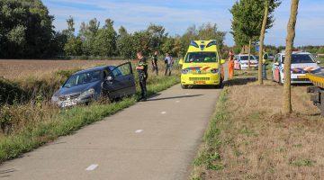 Fietser gewond bij aanrijding Maaseikerweg