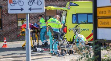 Fietsster ernstig gewond bij ongeval Kelpen-Oler