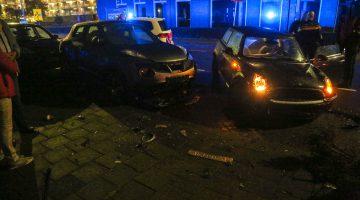 Ravage bij ongeval in Weert (Foto's)