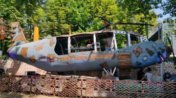 Gestolen vliegtuigwrak duikt op in Nederweert