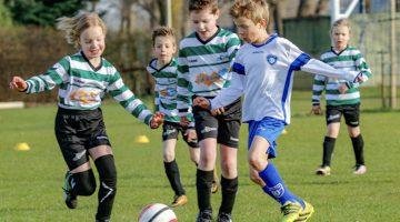 Sportweek bij Eindse Boys