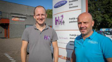 Unieke samenwerking Fysioactive en Podotherapie Hermanns in de regio