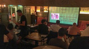 Voetbalquiz voor freaks bij Eetcafé De Kleine Winst in Nederweert