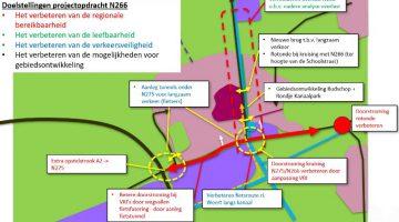 Voorstel voor tweede alternatief voor N266/N275 bekend