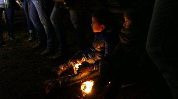Genieten en griezelen van Heksenverhalen in De Groote Peel