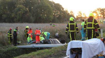 Ernstig ongeval Houtsberg Nederweert-Eind (Foto's + Video)