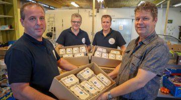 Boeren van Nederweert   Eieren voor de voedselbank