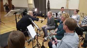 Concours en generale repetitie Fanfare Concordia Leveroy
