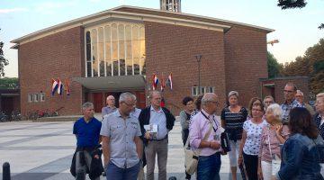 Open Fatima-wandeling in Weert o.l.v. een stadsgids