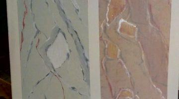 Cursus schilderen; imitatietechnieken