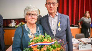Koninklijke onderscheiding voor Henk Klaessens uit Leveroy
