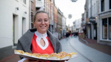 Antje Festival   een frisse koopzondag in Weert  (Foto's)