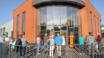 Veel belangstelling voor ToyPro LEGO® winkel in Nederweert