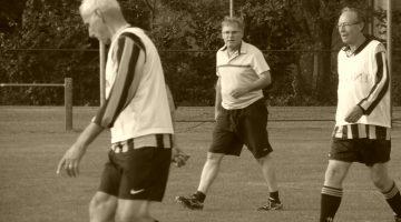 De Bengele Beweegt – Walking Football in the spotlight