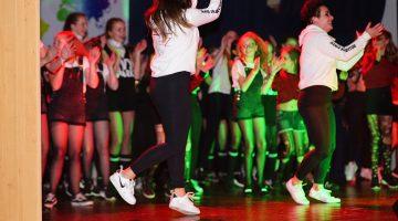 1-jarig bestaan Dansstudio VibeZ gevierd