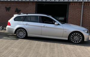 BMW gestolen vanaf Laurierstraat