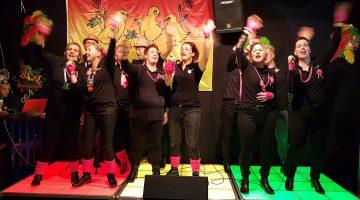 FF Anger Kuukes winnen Kakelspektakel Piepkukes