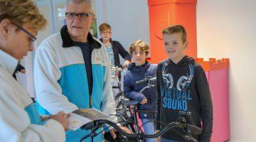 Verlichtingscontrole basisschool De Schrank Ospel (Foto's)