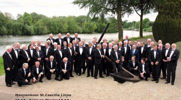 Kerstconcert Clarinet Choir Weert en Mannenkoor St. Caecilia Linne