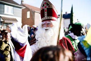 Sinterklaas gearriveerd in Nederweert (Foto's)