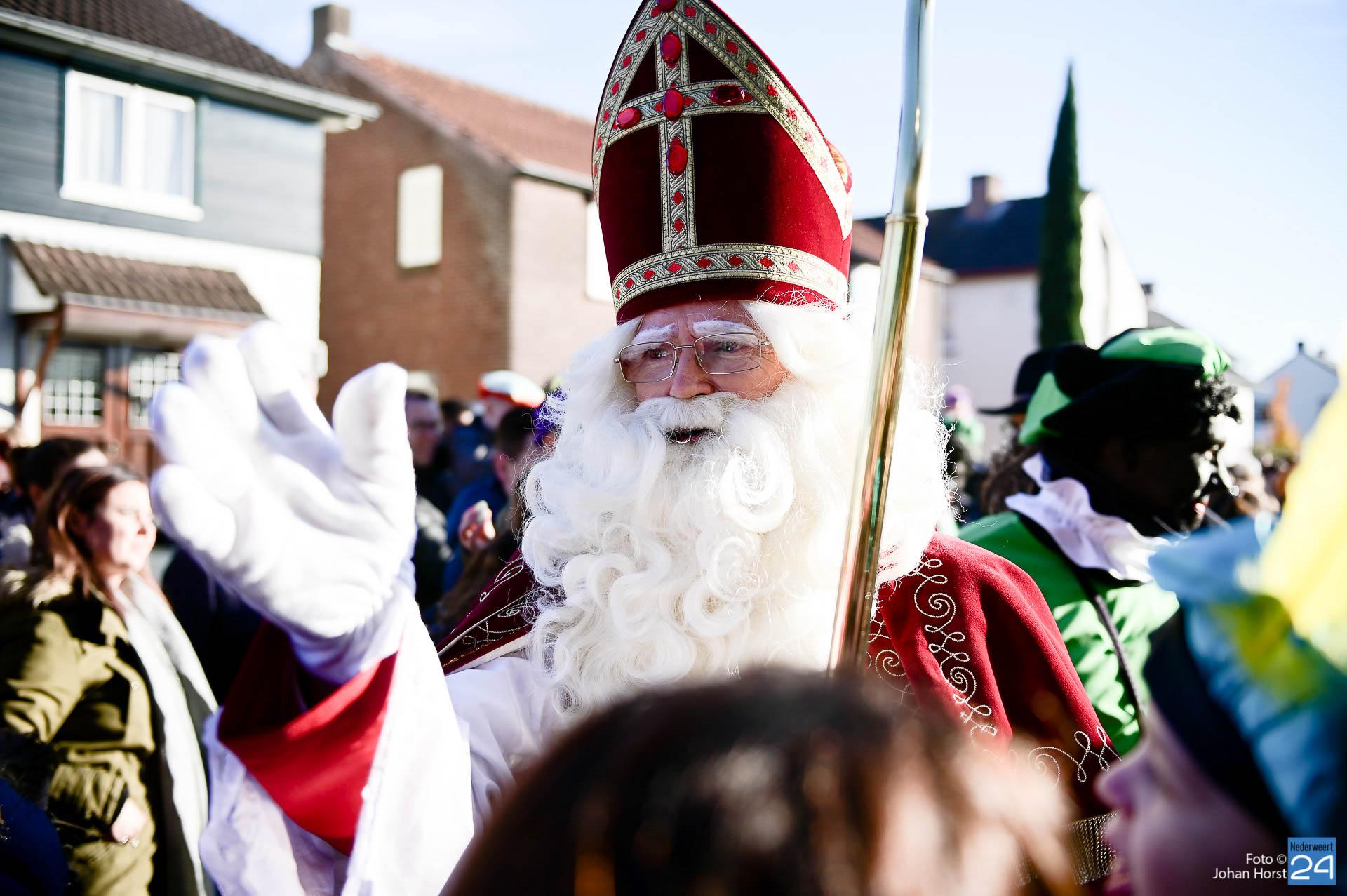 Sinterklaas bij De Gunnerij in Nederweert - Nederweert24 - Nederweert24